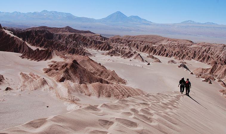 Chile Gruppenreisen